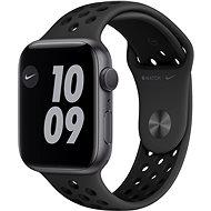 Smart hodinky Apple Watch Nike Series 6 44 mm Vesmírne sivý hliník s antracitovým/čiernym športovým remienkom Nike