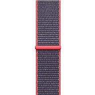Apple 38 mm Elektro ružový prevliekací športový - Remienok