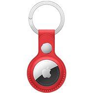 AirTag kľúčenka Apple AirTag kožená kľúčenka (PRODUCT) RED
