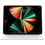 "Apple Magic Keyboard iPad Pro 12,9"" 2021 biela – CZ - Klávesnica"