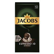 Jacobs Espresso Intenso 10 ks - Kávové kapsuly