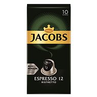 Jacobs Espresso Ristretto 10 ks - Kávové kapsuly
