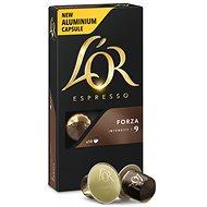LOR Espresso Forza 10 ks hliníkových kapsúl