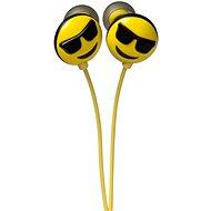Jam Audio Jamoji Too Cool HX-EPEM02 - Slúchadlá