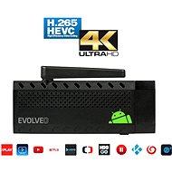 EVOLVEO Android Stick Q3 4K - Multimediálne centrum