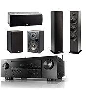 DENON AVR-S750H Black + reprosústava Polk Audio T15 + T30 + T50 - Domáce kino