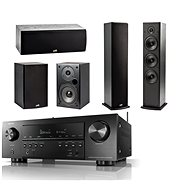 DENON AVR-S750H Black + reprosústava Polk Audio T15 + T30 + T50 - Set