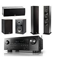 DENON AVR-S950H Black + reprosústava Polk Audio T15 + T30 + T50 - Set