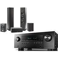 DENON AVR-S960H Black + Polk Audio T15 + T30 + T50 - Set