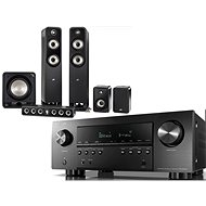 DENON AVR-S960H Black + Polk Audio S55e + S35Ce + S15e + HTS 12 - Set