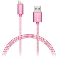 CONNECT IT Wirez Premium Metallic micro USB 1 m rose