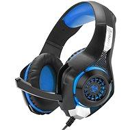 CONNECT IT CHP-4510-BL Gaming Headset BIOHAZARD modrá - Herné slúchadlá