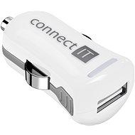 CONNECT IT InCarz Charger ONE 2.1A biela (V2) - Nabíjačka do auta