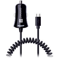 CONNECT IT CI-436 Car Charger Twist Micro USB - Nabíjačka do auta
