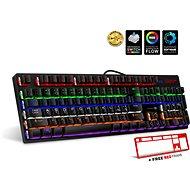 CONNECT IT Neo+ Pro Mechanical Keyboard - Herná klávesnica
