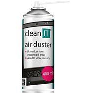 CLEAN IT Stlačený vzduch 400 g - Čistiaci prostriedok