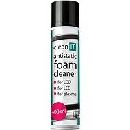 CLEAN IT antistatická čistiaca pena pre obrazovky 400 ml - Čistiaci prostriedok