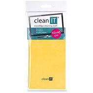 CLEAN IT CL-702 žltá - Čistiaca utierka