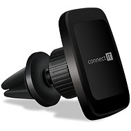 CONNECT IT InCarz 6Strong360 CMC-4046-BK, black - Držiak na mobil