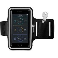 CONNECT IT CFF-1150-BK Fitness Armband, Black - Puzdro na mobil
