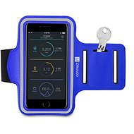 CONFECT IT CFF-1150-BL Fitness Armband, modrá - Puzdro na mobil