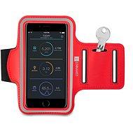 CONFECT IT CFF-1150-RD Fitness Armband, Červená - Puzdro na mobil