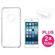 CONNECT IT S-Cover iPhone 6 PLUS/6s PLUS číre - Ochranný kryt