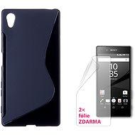 CONNECT IT S-Cover Sony Xperia Z5 čierny - Ochranný kryt