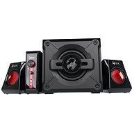 Genius GX Gaming SW-G2.1 1250 Ver. II čierne - Reproduktory