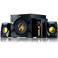 Genius GX Gaming SW-G2.1 3000 čierne - Reproduktory
