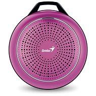 Genius SP-906BT Plus M2 metalická fialová - Bluetooth reproduktor