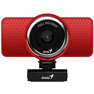 GENIUS ECam 8000 red - Webkamera