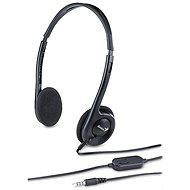 Genius HS-200C Single Jack - Slúchadlá s mikrofónom