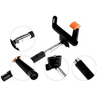 Gogen BT Selfie 2 teleskopický čierny - Selfie tyč