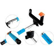 Gogen BT Selfie 2 teleskopický modrý - Selfie tyč