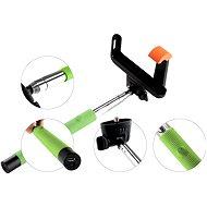 Gogen BT Selfie 2 teleskopický zelený