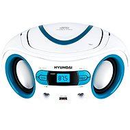 Hyundai TRC 533 AU3WBL bielo-modré - Rádio