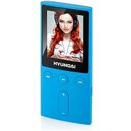 Hyundai MPC 501 FM 4GB modrý - MP4 prehrávač