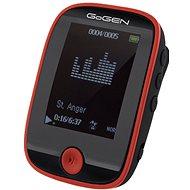 Gogen MXM 421 GB4 BT BR čierno-červený - MP4 prehrávač
