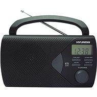 Hyundai PR 200 B čierny - Rádio