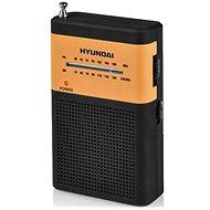 Hyundai PPR 310 BO oranžové - Rádio