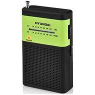 Hyundai PPR 310 BG zelené - Rádio