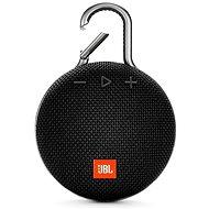 JBL Clip 3 čierny - Bluetooth reproduktor