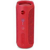 JBL Flip 4 červený - Bluetooth reproduktor