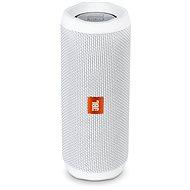 JBL Flip 4 biely - Bluetooth reproduktor