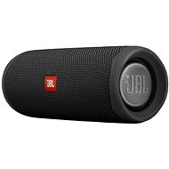 JBL Flip 5, Black - Bluetooth Speaker