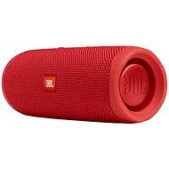 JBL Flip 5 červený - Bluetooth reproduktor