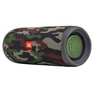 JBL Flip 5 squad - Bluetooth reproduktor