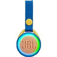JBL JR POP modrý - Bluetooth reproduktor