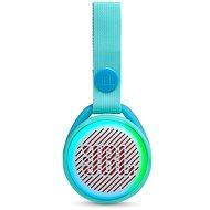 JBL JR POP zeleno-modrý - Bluetooth reproduktor